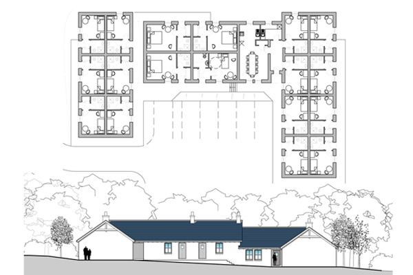 Gallery as well Let The Fire Dept Be Warned 813 Se   Begins as well New Build Staff Ac modation At Pittodrie House Hotel together with 719lu2 further 15x60 House Plan. on house home design